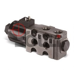 Hydraulic Solenoid Control Sectional Valve -SCS-SERIES